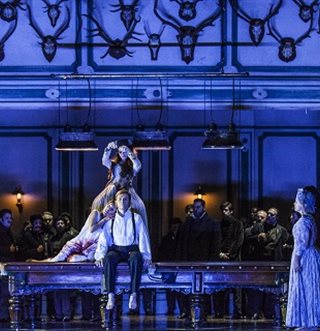 Lucia di Lammermoor - photo source Greek National Opera