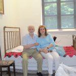 Νίκος Ζωρογιαννίδης και Ιουλία Τρούσσα σε πατρογονικά μέρη – φωτο Μαρία – Τάνια Τρούσσα