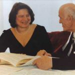 Elisabeth Leonskaja with Sviatoslav Richter – photo from Elisabeth Leonskaja Official Website