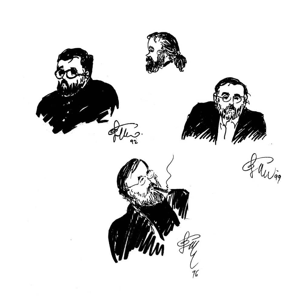 Θάνος Μικρούτσικος δια χειρός Έλλης Σολομωνίδου - Μπαλάνου