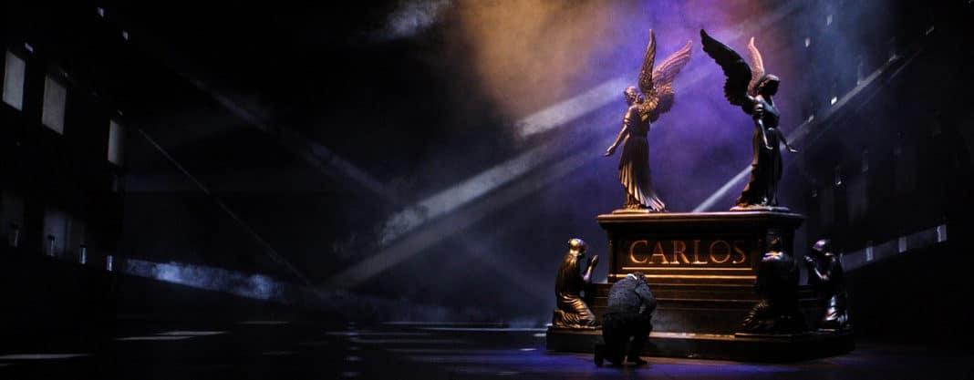 Don Carlo - photo credit Catherine Ashmore